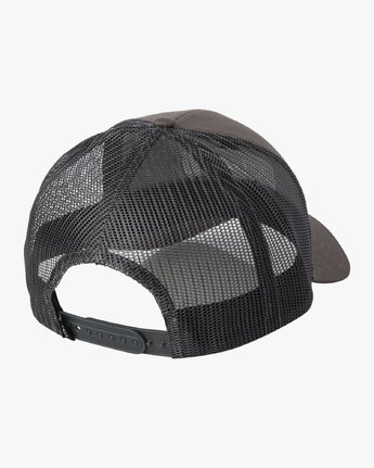 1 FACTORY TRUCKER Grey MAHW3RFT RVCA