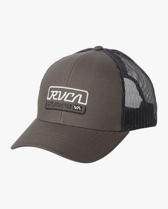 0 FACTORY TRUCKER Grey MAHW3RFT RVCA