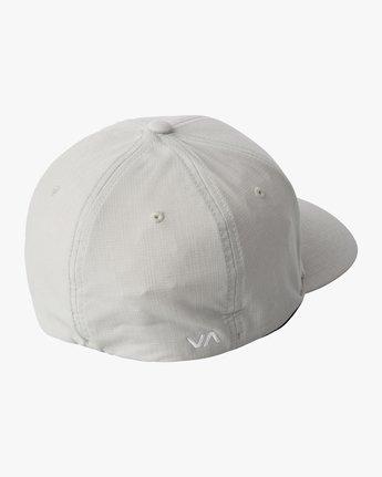1 SHANE FLEXFIT HAT Green MAHW3RSF RVCA