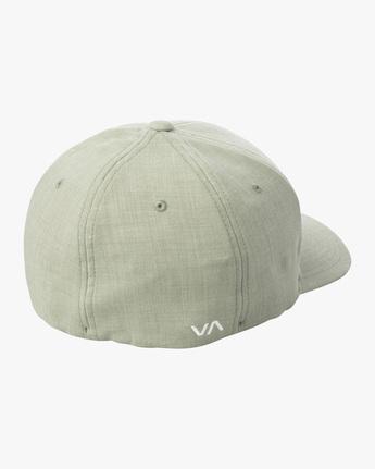 1 SHANE FLEXFIT HAT Multicolor MAHW3RSF RVCA