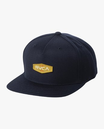 0 STANLEY SNAPBACK Blue MAHW3RSS RVCA