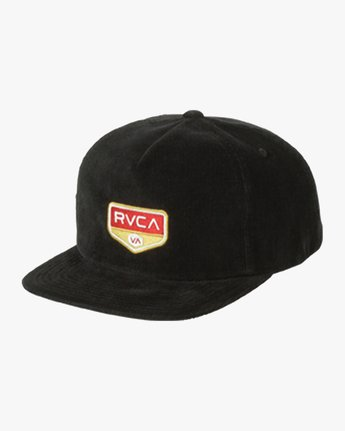 RVCA SIGN PATCH  MAHWQRRS