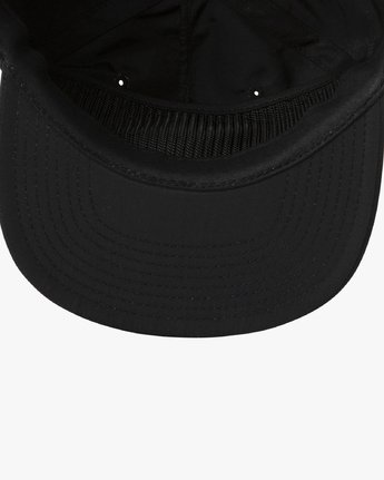 2 Graphic Pack Snapback Hat Black MAHWTRGP RVCA