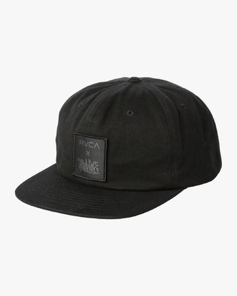 RVCA X HIGHLINE CAP  MAHWTRHL