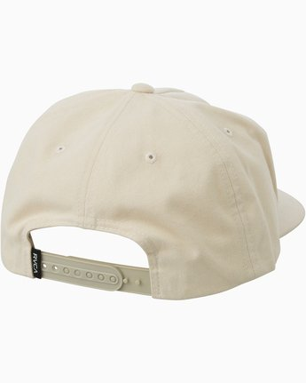 1 Prowler Snapback Hat Green MAHWTRPR RVCA