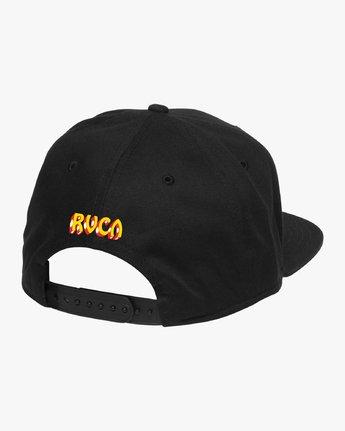 1 Matty's Patty's Snapback Hat  MAHWURMS RVCA
