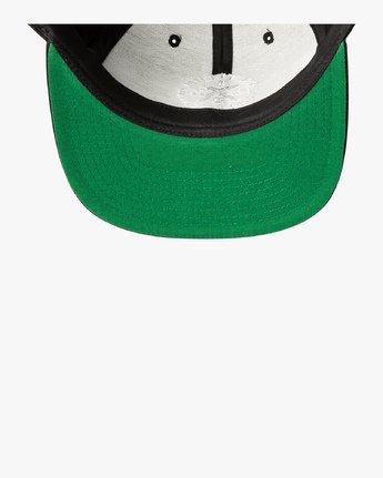 1 Carpe Diem Tokyo Snapback Hat Black MAHWVRCD RVCA