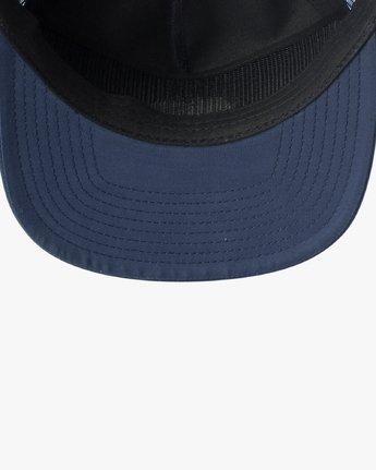 2 Duet Trucker Hat Blue MAHWVRDT RVCA