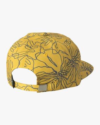 1 Leaves Strapback Hat  MAHWVRLV RVCA