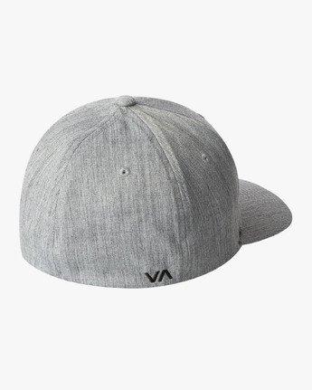 1 Mini Motors Flex Fit Hat Grey MAHWVRMM RVCA