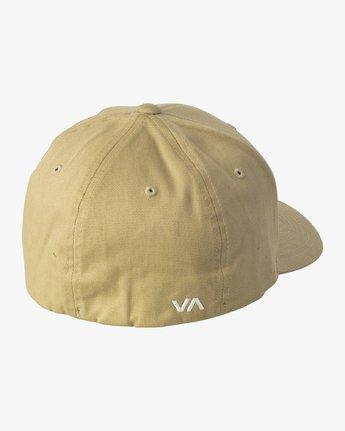 1 Mini Motors Flex Fit Hat Green MAHWVRMM RVCA