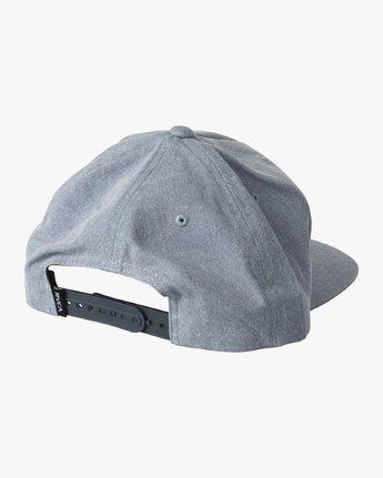 1 Pints Snapback Hat Blue MAHWVRPS RVCA