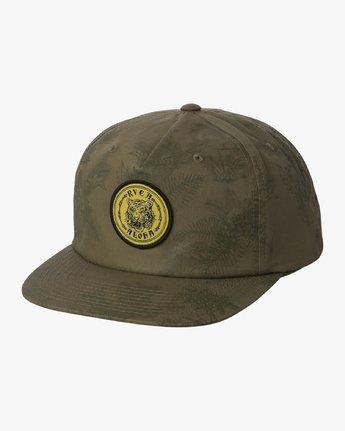ALOHA TIGER CAP  MAHWWRAT