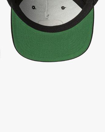 2 Ben Venom Snapback Hat Black MAHWWRBV RVCA