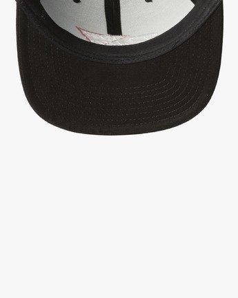 2 Chiba Snapback Hat Black MAHWWRCS RVCA