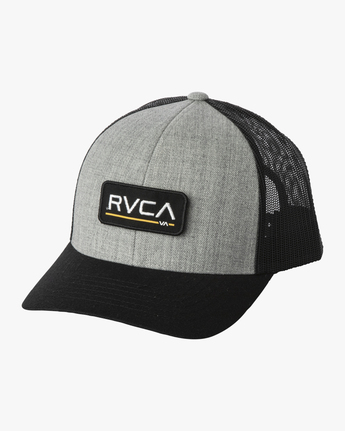 0 TICKET III TRUCKER HAT Yellow MAHWWRTT RVCA