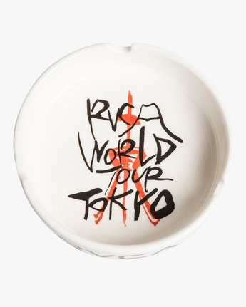 1 World Tour Ceramic Ashtray  MAMCVRWA RVCA