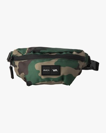 0 RVCA HIP BAG Brown MATV2RRW RVCA