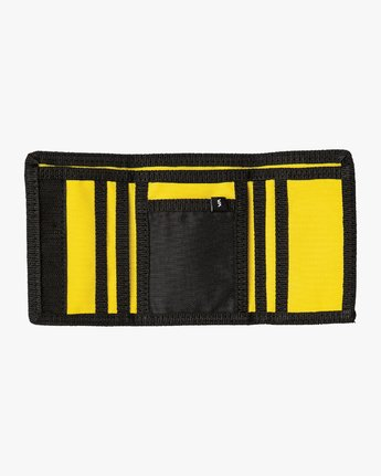 2 ANP Trifold Wallet Orange MAWATRAW RVCA