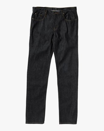 6 Daggers Denim Pants Blue MCDP06DA RVCA