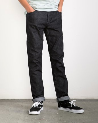 1 Daggers Denim Pants  MCDP06DA RVCA