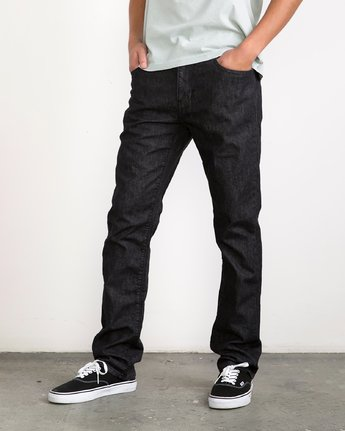 2 Daggers Denim Pants  MCDP06DA RVCA
