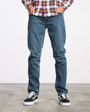 STAY RVCA DENIM MDDP02ST