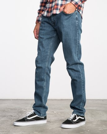 1 Stay RVCA Denim Pants  MDDP02ST RVCA