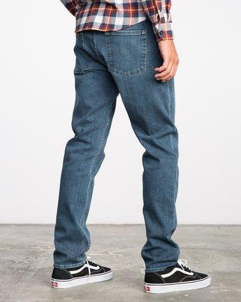 4 Stay RVCA Denim Pants  MDDP02ST RVCA