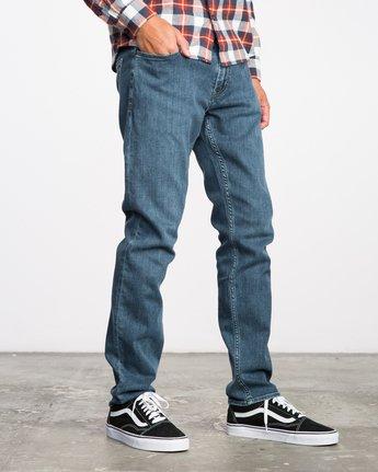 5 Stay RVCA Denim Pants  MDDP02ST RVCA