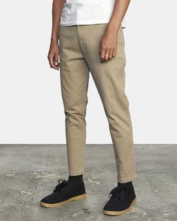 2 HITCHER PANT White ME303HIT RVCA