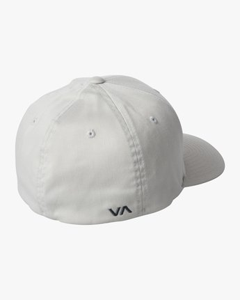 1 RVCA FLEX FIT HAT Green MHAHWRFF RVCA