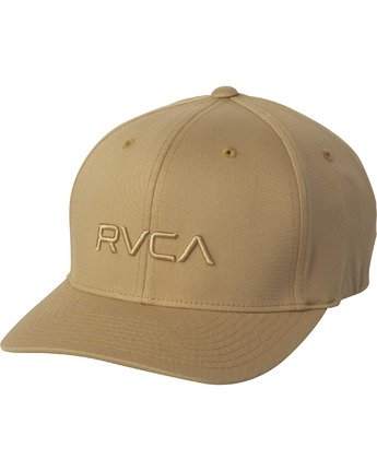 RVCA FLEX FIT  MHAHWRFF