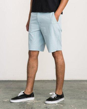 2 Balance Hybrid Shorts Blue MK201BAL RVCA