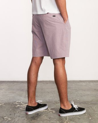 4 Balance Hybrid Shorts Purple MK201BAL RVCA