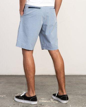 3 Balance Hybrid Shorts Blue MK201BAL RVCA