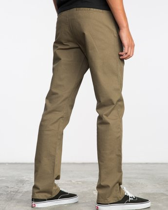 3 Stay RVCA Chino Pants  ML301SRC RVCA
