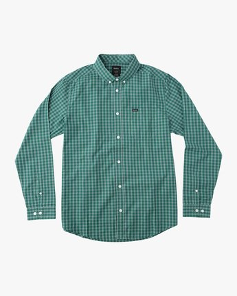 THATLL DO PLAID 2 LS  ML502TPL