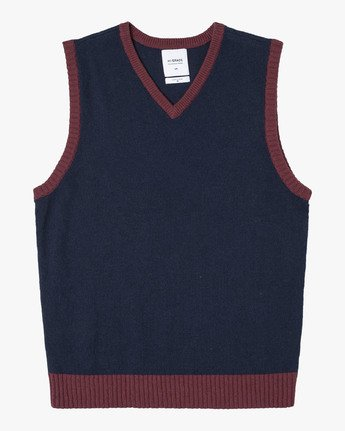 HI GRADE SWEATER VEST  MV211RHV