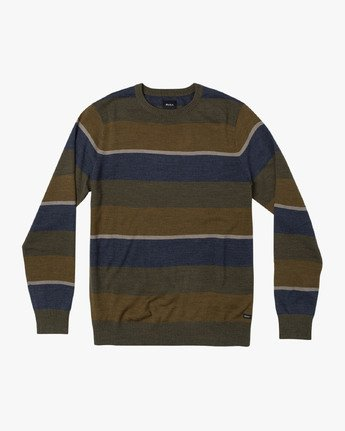 KEMPER STRIPE SWEATER  MV31WRKE