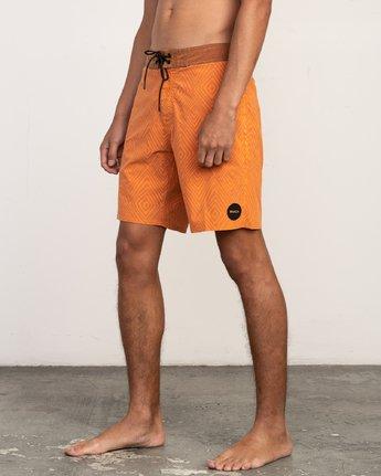 2 Mowgli Mosaic Trunk Orange N1BSRGRVP9 RVCA