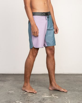 "6 South Eastern Trunk - 18"" Boardshorts for Men  N1BSRHRVP9 RVCA"