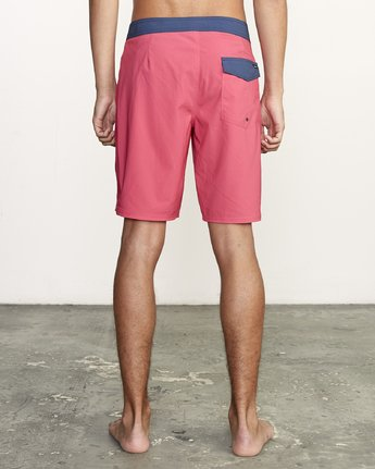 "4 VA Trunk 19"" - Board Shorts for Men  N1BSRIRVP9 RVCA"