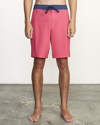 "1 VA Trunk 19"" - Board Shorts for Men  N1BSRIRVP9 RVCA"