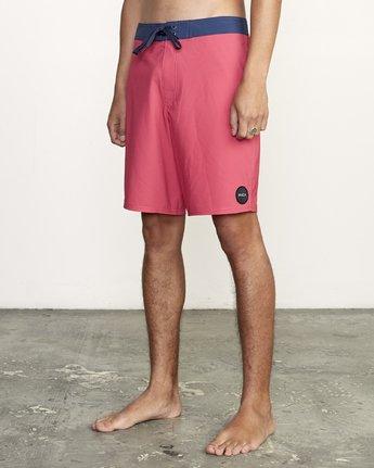 "2 VA Trunk 19"" - Board Shorts for Men  N1BSRIRVP9 RVCA"