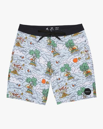 "VA Trunk Print - 19"" Boardshorts for Men  N1BSRJRVP9"