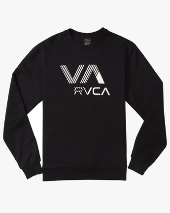 VA RVCA Crew - Sweatshirt for Men  N1CRRXRVP9