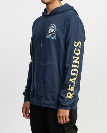 3 Anp Ii Pack Fleece Blue N1HORERVP9 RVCA