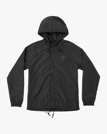 VA Hooded Coaches - Jacket for Men  N1JKRBRVP9