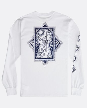 Benjamin Jeanjean Tigre - Long Sleeves T-Shirt for Men  N1LSRARVP9